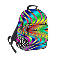 2015 waterproof foldable back pack sports gym bag,colorful printing backpack for sports