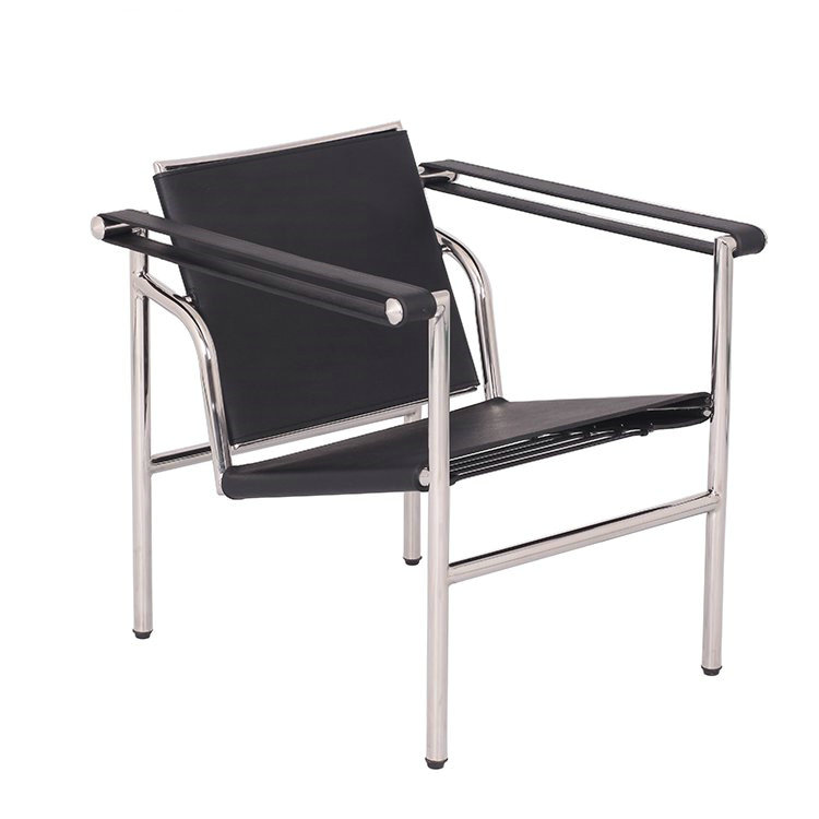 Replica home furniture Le Corbusier LC1 Basculant <strong>Chair</strong> for living room