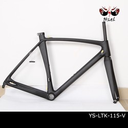 monocoque construction super stiffness BSA/BB30/PF30 bike bicycle toray carbon frames
