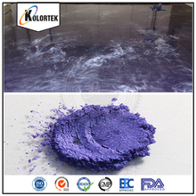 Wholesale metallic epoxy resin pigment powder, epoxy paint floor, metallic epoxy floor pigment factory