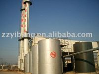 Anhydrous alcohol factory