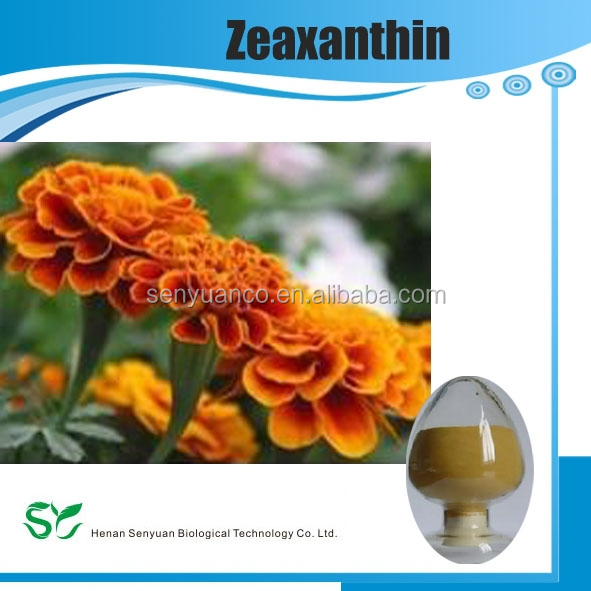 organic lutein and zeaxanthin extract