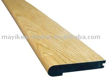 Oak Stair Tread Stair Parts Buy Wood Stair Treads Wood Stair Parts