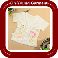 The Newest Fashion Infant Cotton Baby Clothes Soft Cotton Infant Summer Baby Clothes For Promotion
