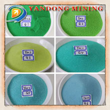 Colored river sand for decoration/toy.construction