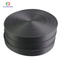 Cheap custom high quality nylon elastic webbing strap