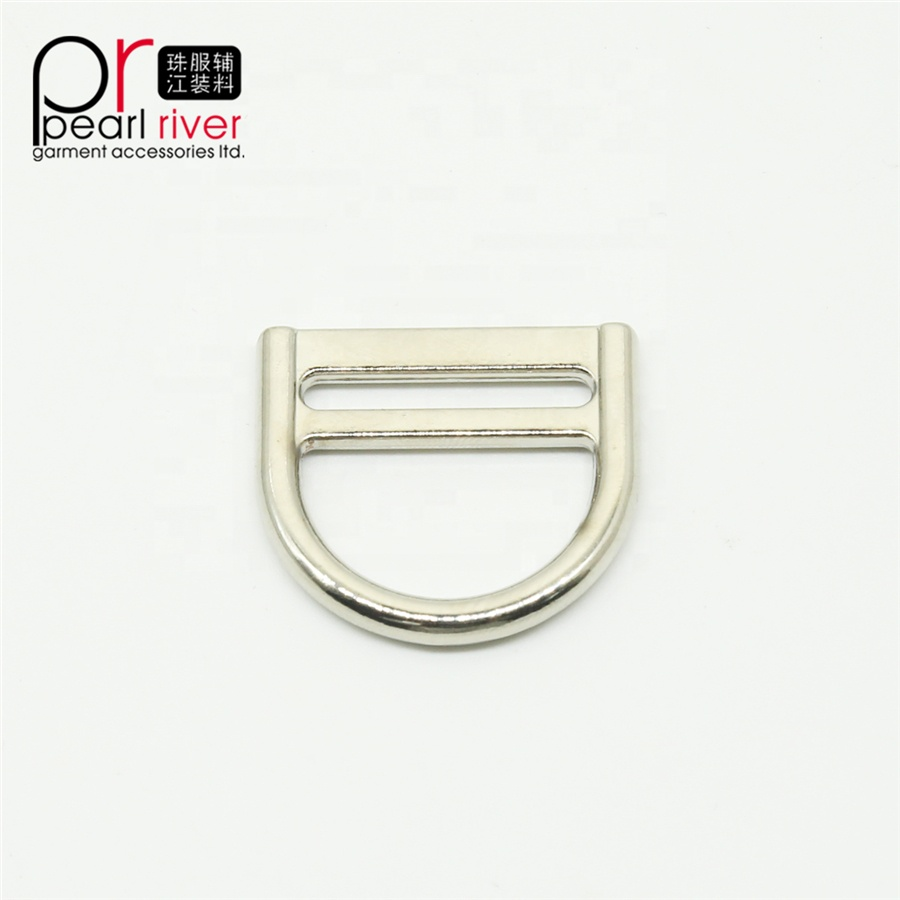 Hardware Snap Hook With Adjuster Buckle <strong>D</strong> Ring for bag