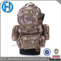Banshee camo 600d oxford tactical combat backpack for sale