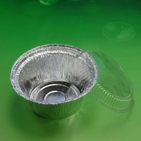 disposable aluminium foil food bowls manufacturer take away food storage container