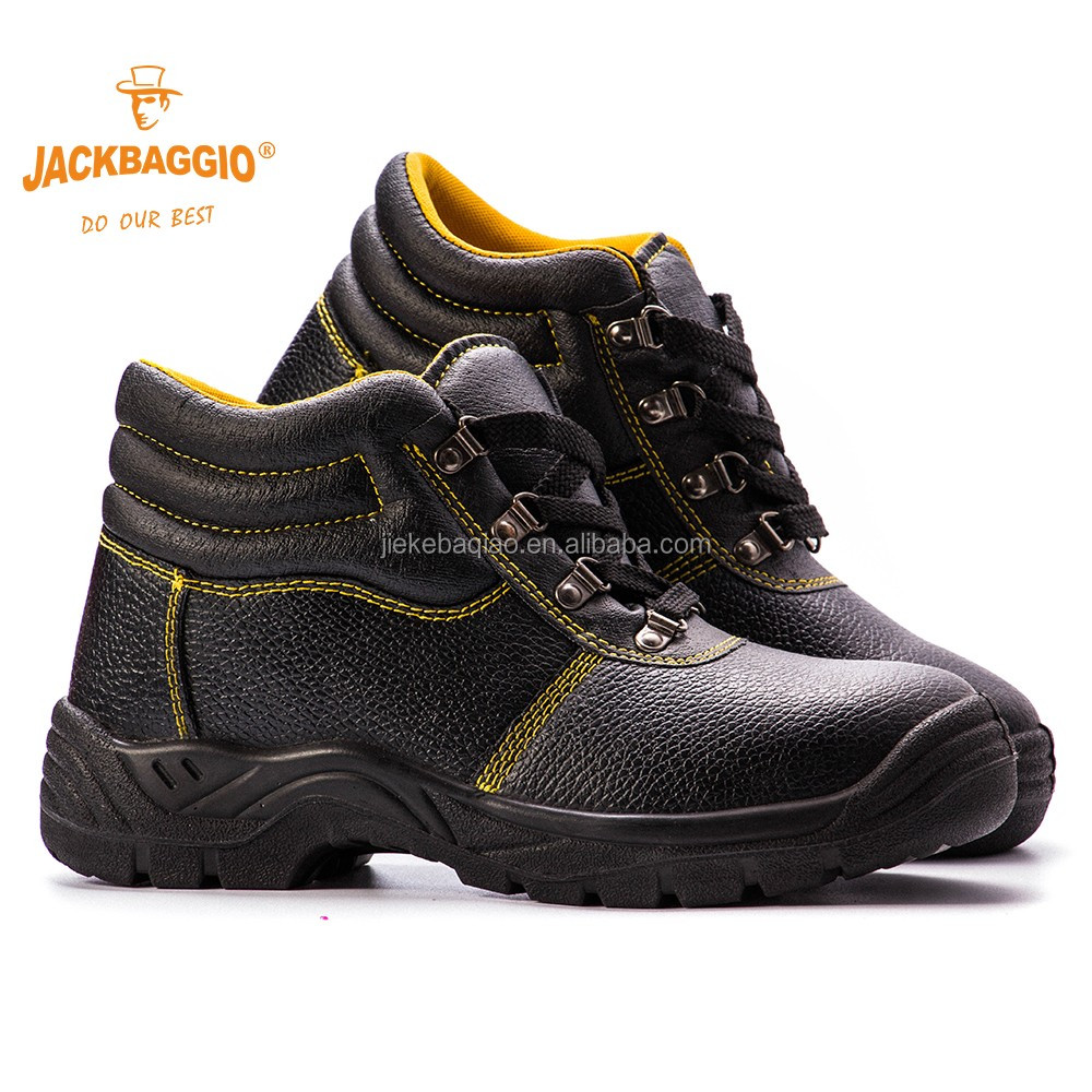 popular 2017 four seasons normal worker wear cheap price safety shoes for Africa
