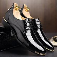 zm33522a latest design male rubber sole leather shoes formal dress shoes for men