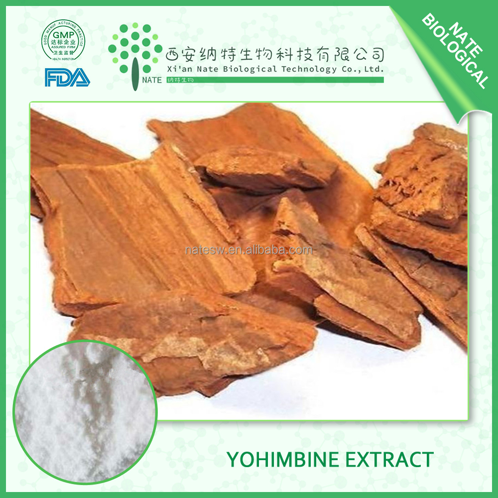Hot Sales Yohimbe Bark Extract 10:1 And sex yohimbe plus chinese herbs for penis