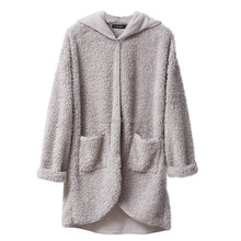 Housecoat Home Wear Pajamas Women Winter