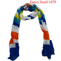 Best Price Colorful very Cheap long Scarf