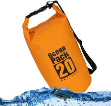 Factory wholesale price custom logo dry cleaning bag boating waterproof wet dry bag
