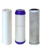 Household Pre-Filtration Use and Activated Carbon Type alkaline water filter cartridge PP Filter