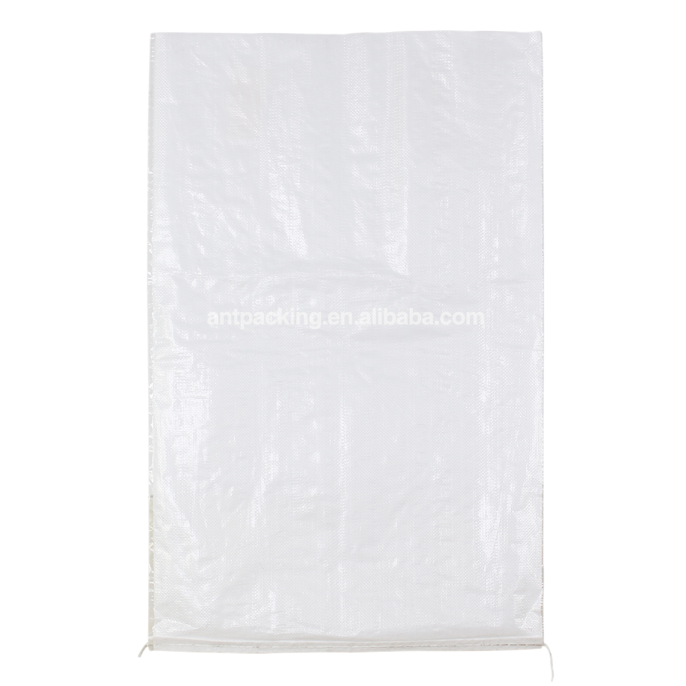 China PP Woven Bag/Sack for 20kg cement,flour,rice,fertilizer,food,feed,sand
