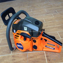 52cc <strong>orange</strong> and black color gasoline chain saw 5200,oil chain saw