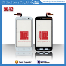 Cell Phone Accessoires And Parts Digitizer Front Glass Replacement For Alcatel OT5042