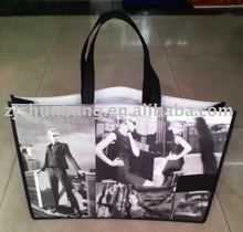 2010 New PP non woven shopping bag