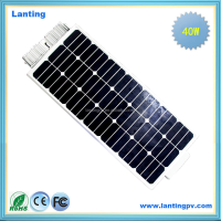 Factory Price Durable Aluminum all in one solar led street light for boat dock marina