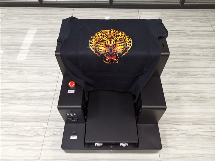 DTG Printer A3 Size 29*41cm Multicolor Factory price A3 size cotton nylon polyester digital t shirt printer