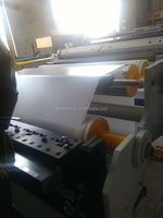 EVA sheet hot melt adhesive coating laminating machine