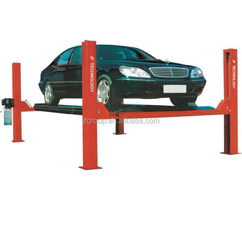 cheap 4 post hydraulic car lifts for sale