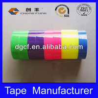 2016 Stationery Tape Office Colorful for Sealing
