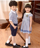 China Wholesale international kids school uniform design