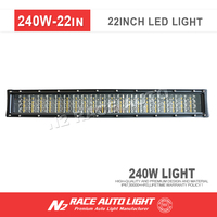 New arrival super bright Wholesale High lumen 4x4 led lights 126W off road led light bars top class quality