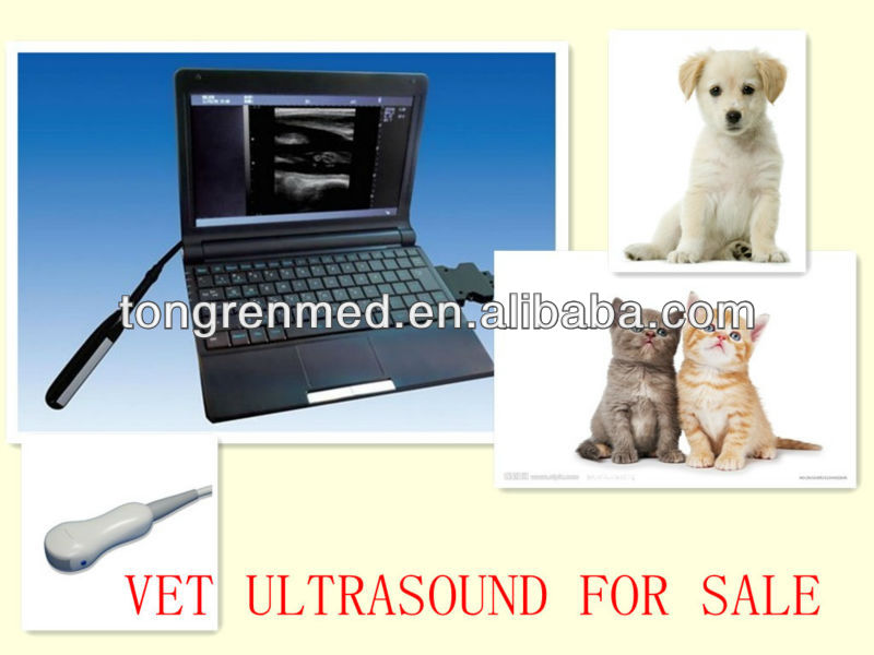 Tipo de ultrasonido veterinario portátil scanner/ultrasonido veterinario portable scanner/vetultrasound