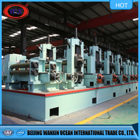 Fully Automatic Erw Pipe Mill