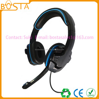 Super bass sound high end leather cheap fancy popular stereo cool headphone