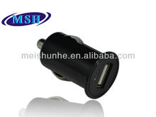 Mini USB Car Charger for Apple iPhone 5 3G S 4 4G HTC Samsung Galaxy S4 S3
