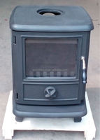 cast iron room heater, multi-fuel woodburning stove, cheap stove