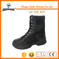 four season used special force fighting black high quality army style military boots
