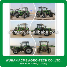 Wide Range of Wheeled Tractor from 25hp to 300hp both 2WD and 4WD