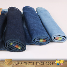 New Arrival High Quality Cotton Jeans Shirt Garment 4 Way Stretch Denim Fabric