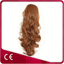 Elastic Band Synthetic Hair Ponytail Any Color and Style