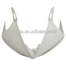 For YAMAHA YZFR6 YZF-R6 R 6 2003-2004 Wholesale ABS Unpainted Upper Front Fairing