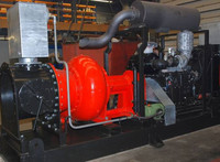 Water Pump - Diesel engine driven - Irrigation Pumps