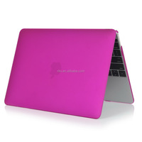 Frosted Matte Computer Hard Case for Apple Macbook Retina 12