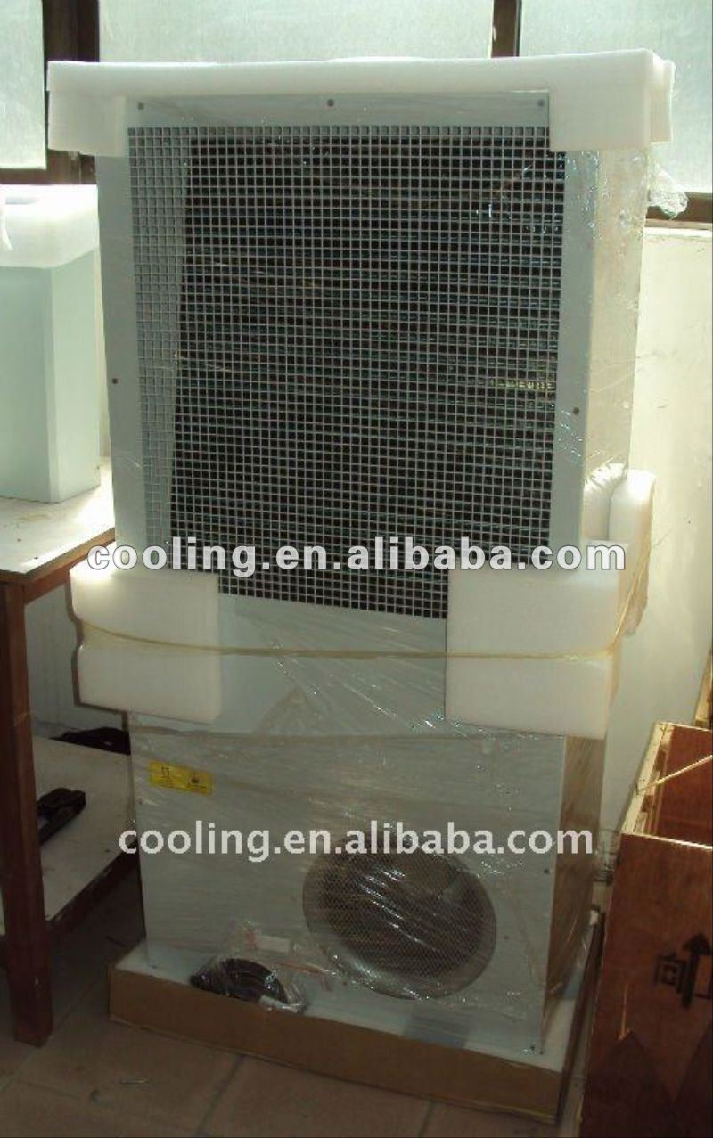 cooling dust control system
