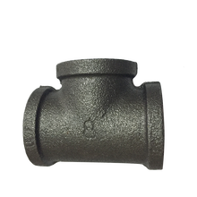 Black Clamp Din Europe Malleable Iron Pipe Fitting