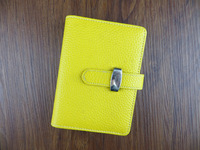 A4 stationary notebook and diary ,Debossed Printed Cover Business PU Leather Notebook Diary midori motebook