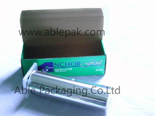 Catering aluminiun disposable good grade kitchen use foil Roll