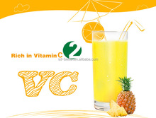 Compound concentration instant pineapple juice powder