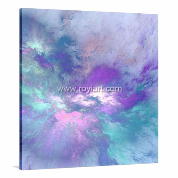 Giclee prints on stretched canvas for home decor