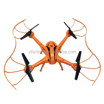 HC603 2.4GHz 4CH 6-axis gyro Big Size RC Drone Headless RC Quadcopter With A key to Return and Camera